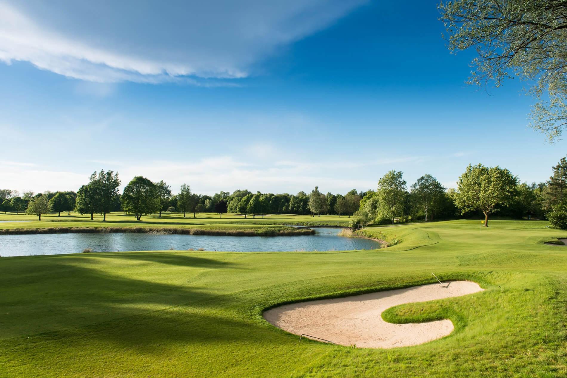 Munichs Greens Golf In Bayern En